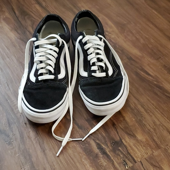 Vans Shoes | Off The Wall Tennis | Poshmark